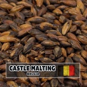 Słód Cafe 500 EBC (Castle Malting) - 0,1 kg