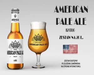 American Pale Ale (Single Hop Citra) - 12 BLG