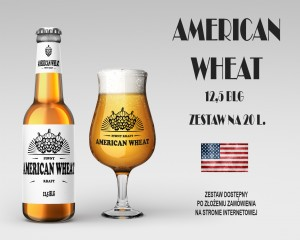 American Wheat - 12,5 BLG