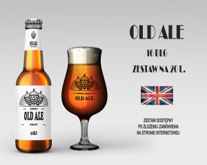 English Old Ale - 16 BLG