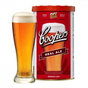 Real Ale (Coopers) - 1,7 kg